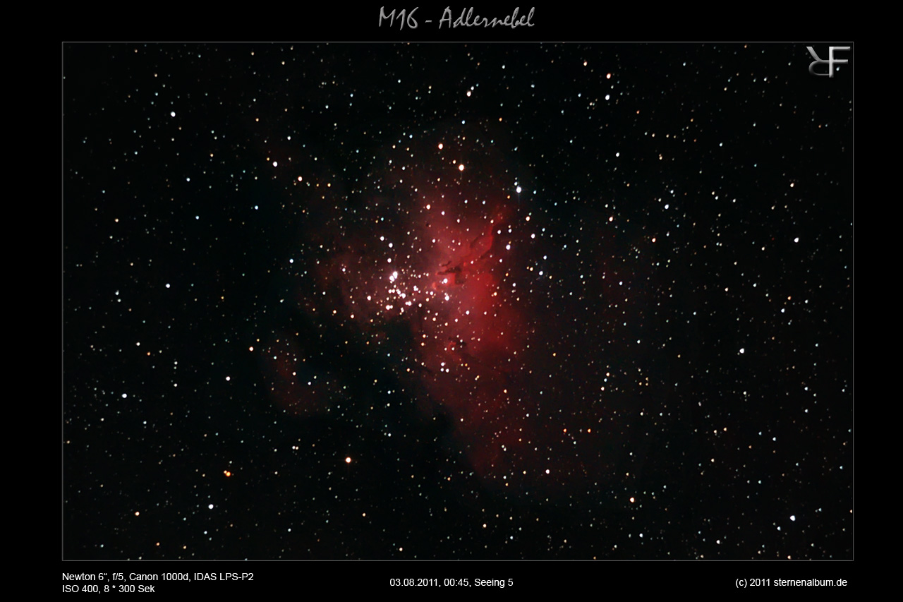 M16 - Der Adlernebel