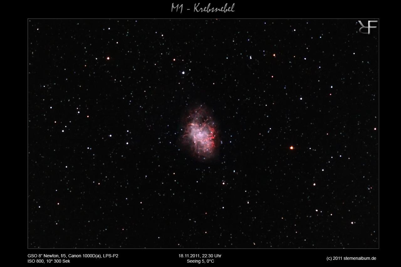 M1 - Der Krebsnebel