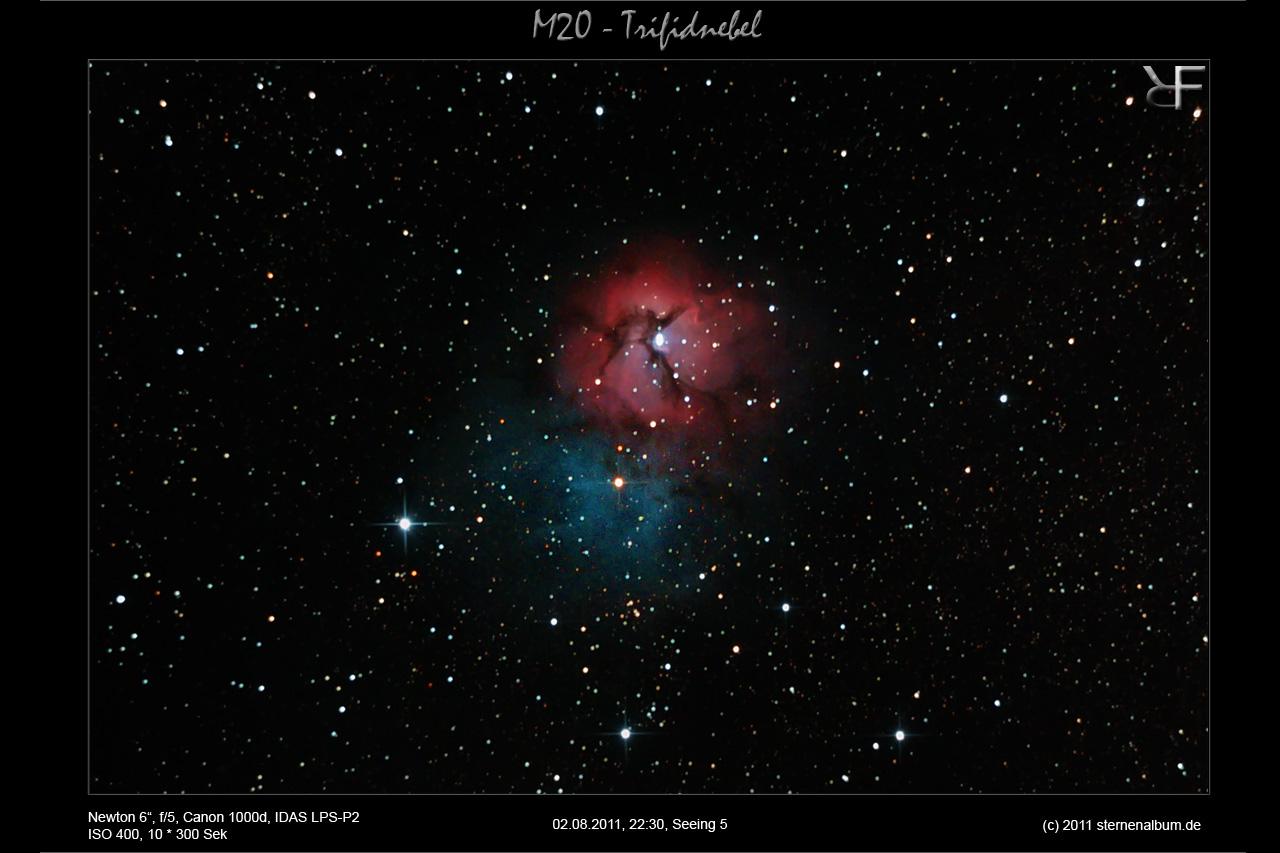 M20 - Der Trifidnebel