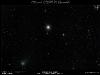 M15 und Komet Garradd