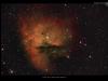 NGC281- Pacman Nebel