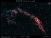 NGC6992 - Teil des Cirrusnebels