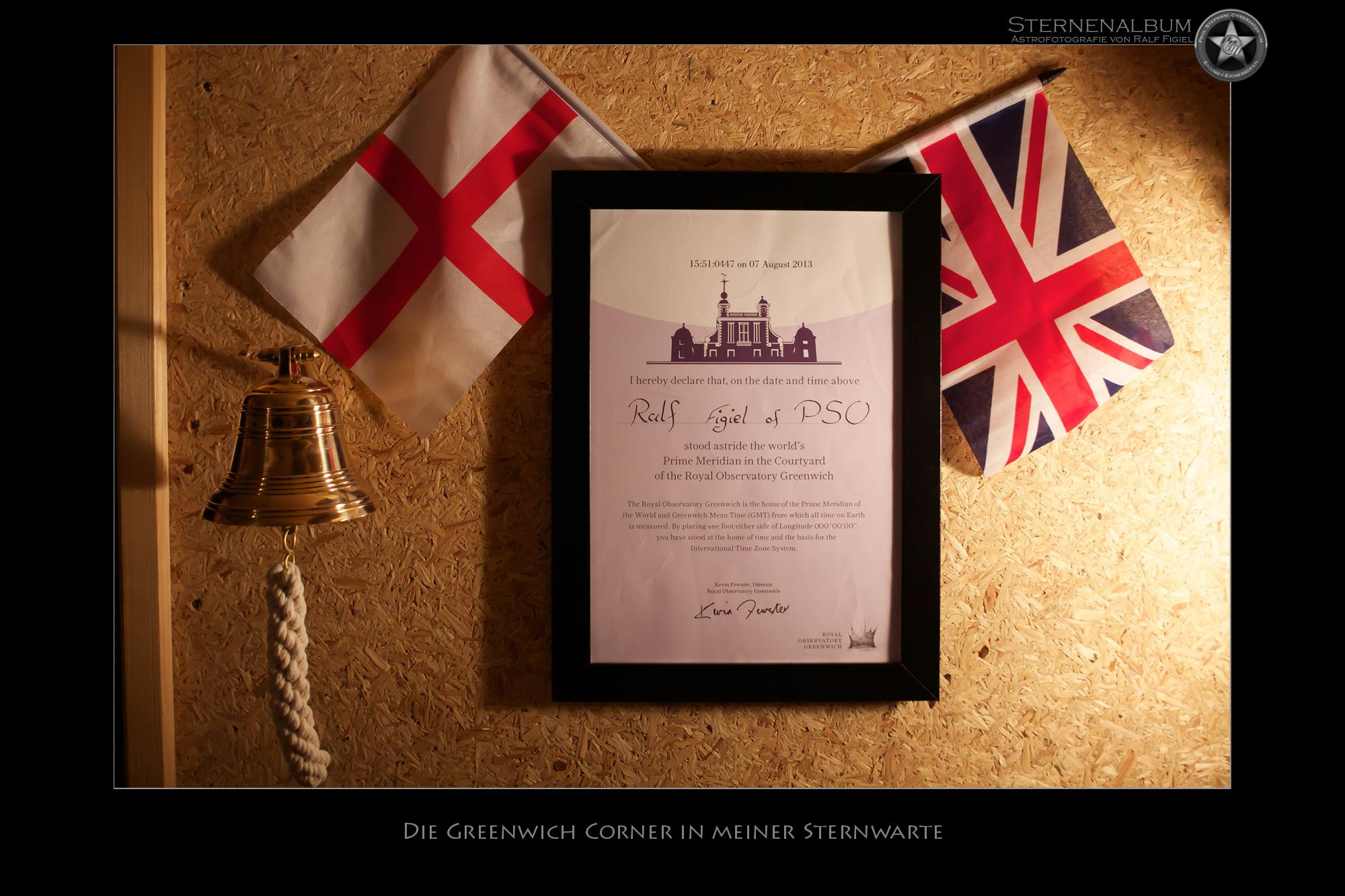 Greenwich Corner