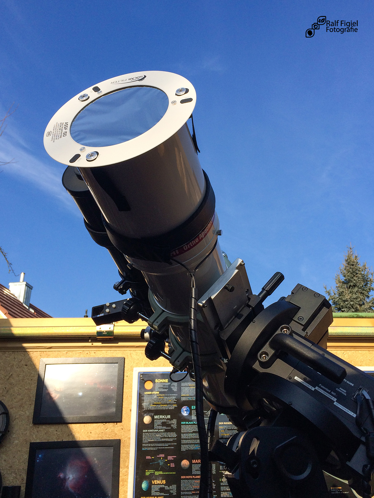 Sonnenfinsternis 2015 Equipment